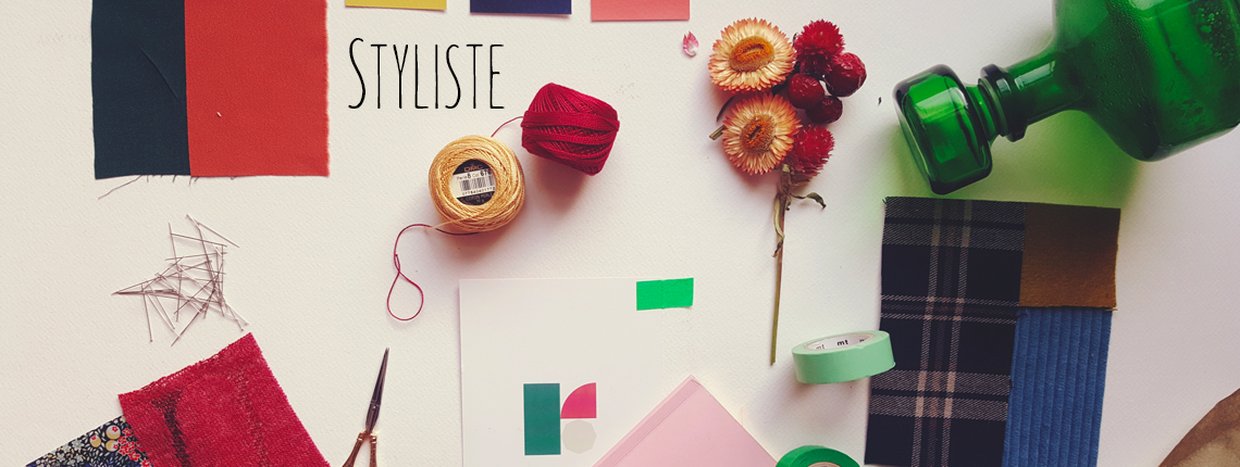 Styliste free lance Paris