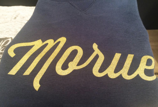 sérigraphie artisanale sur Tshirt