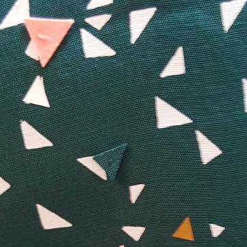 Atelier à Paris - maquette textile
