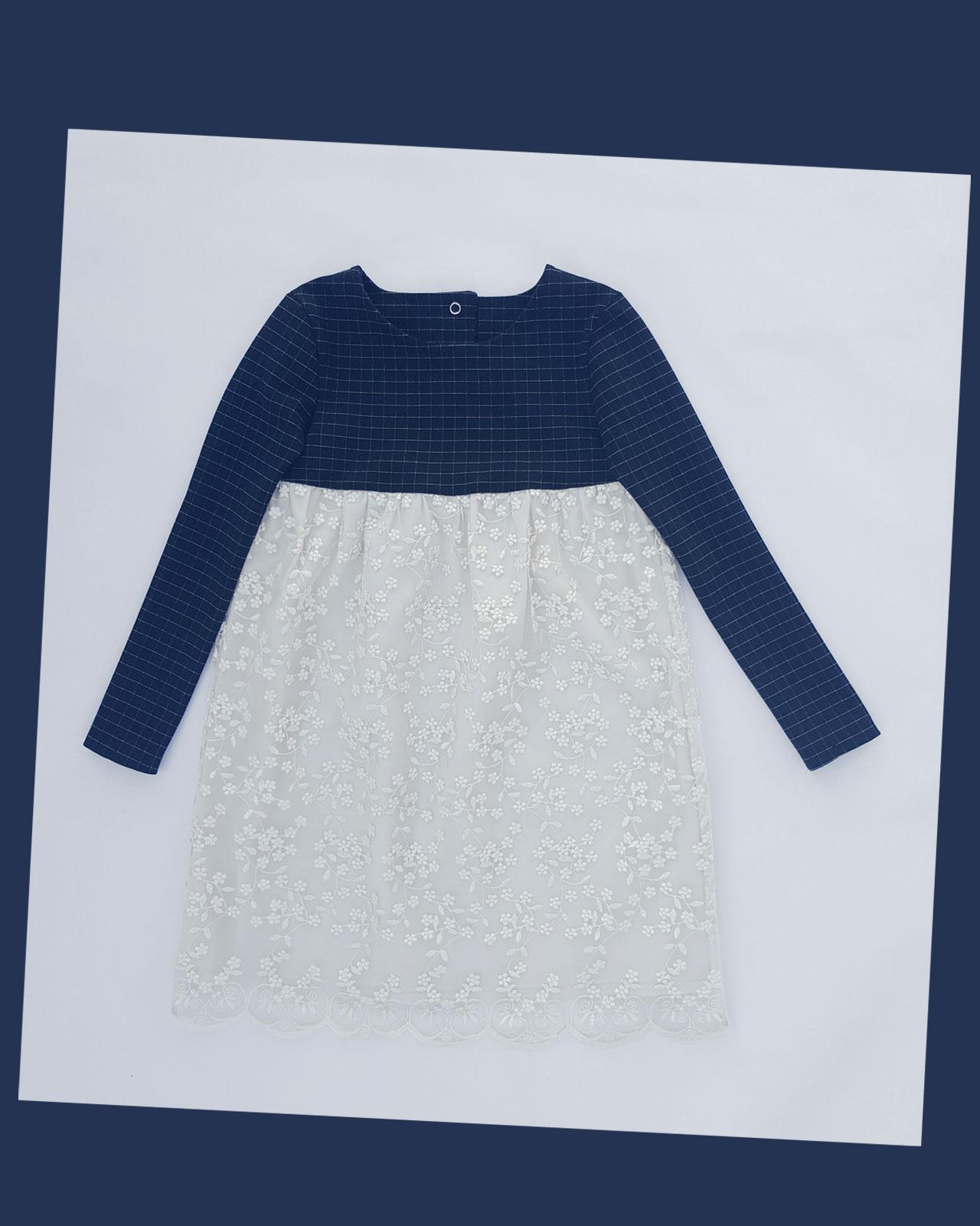 Patron de couture pour petite fille